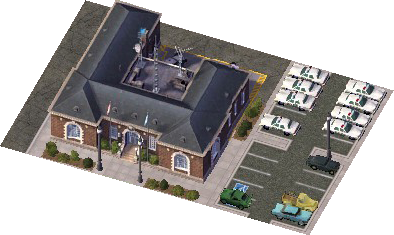Free Used Car >> Image:Small Police Station.png - SimCity 4 Encyclopaedia