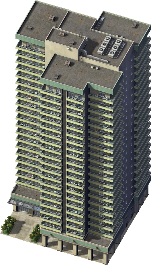 Leonid Apartment Complex Simcity Encyclopaedia