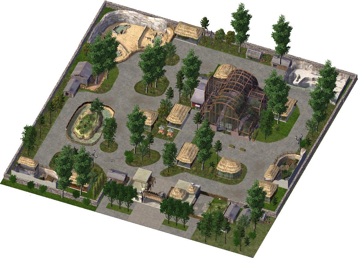 ImageCity Zoopng SimCity 4 Encyclopaedia