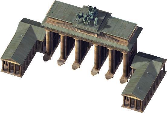 Brandenburg Gate Dimensions Image Brandenburg Gate Png
