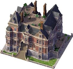 Lawson Manor - SimCity...
