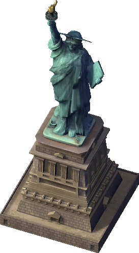 Image:Statue of Liberty.png - SimCity 4 Encyclopaedia