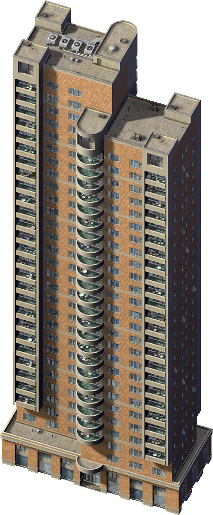 Zubeker S High Rise Apartments Simcity Encyclopaedia