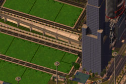 The Bullet Train Slope Mod.